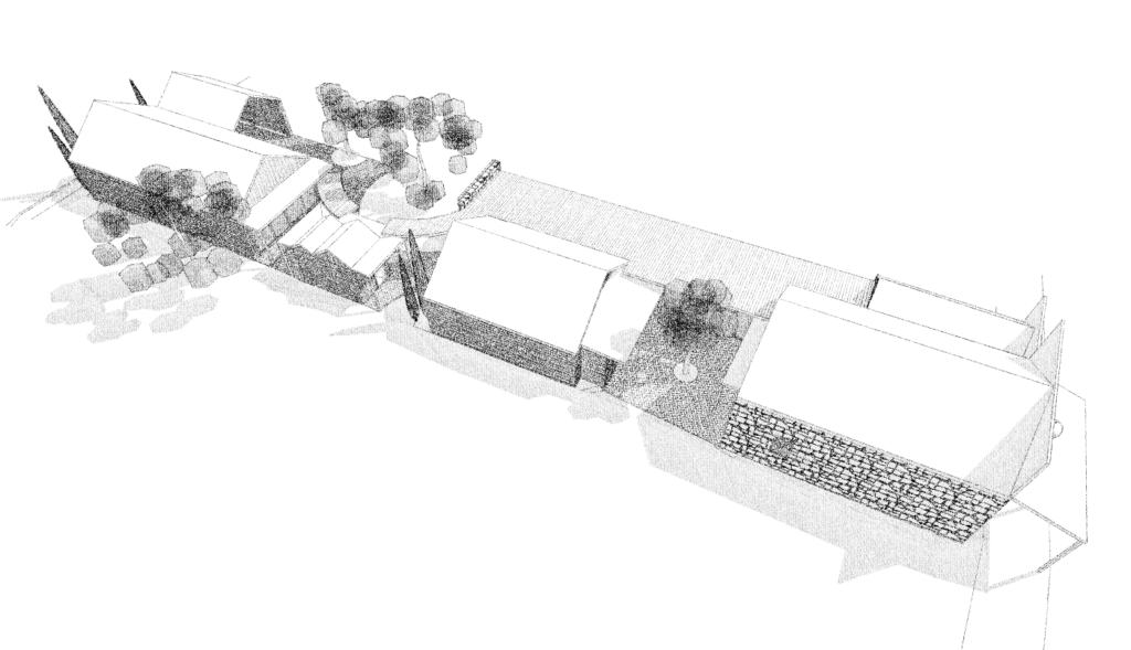 sustainable community museum design